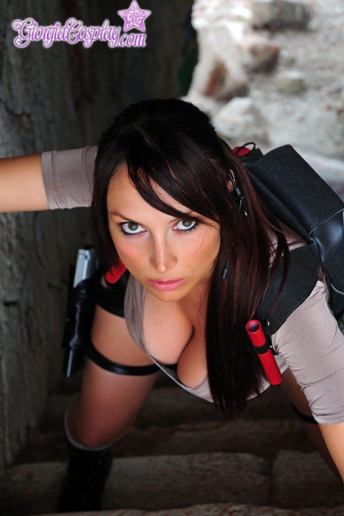 Lara Croft Giorgia (6)