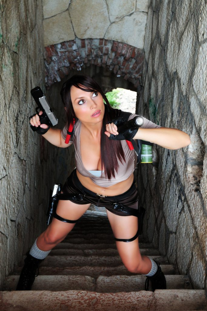 Lara Croft Giorgia (7)
