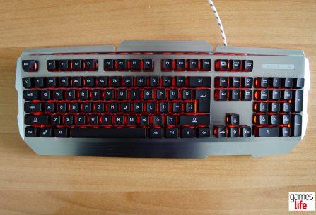 NOD G-KBD-001 Review: «To απόλυτο budget-friendly gaming keyboard»!