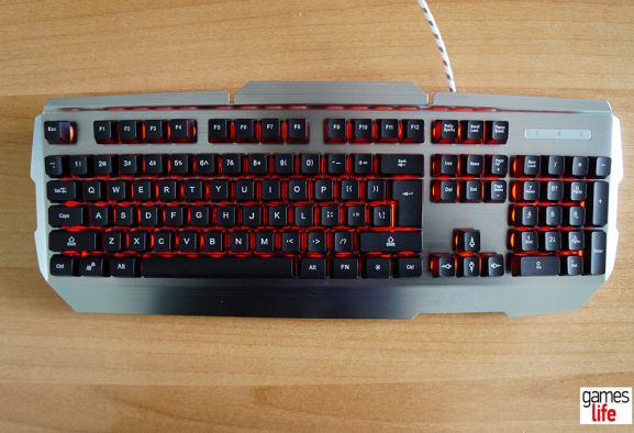 NOD G-KBD-001 Review: «To απόλυτο budget-friendly gaming keyboard»!