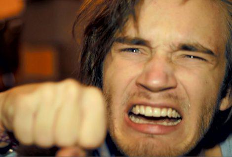 Το YouTube κατακεραυνώνει τον PewDiePie, ακυρώνοντας την εκπομπή του!