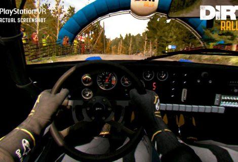 Το νέο DLC του DiRT Rally προσθέτει PSVR υποστήριξη στο δημοφιλές racing!