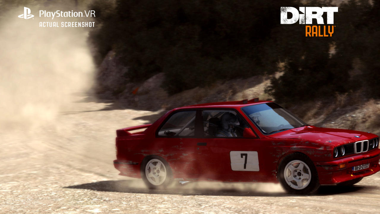 dlc dirt rally psvr racing. Black Bedroom Furniture Sets. Home Design Ideas