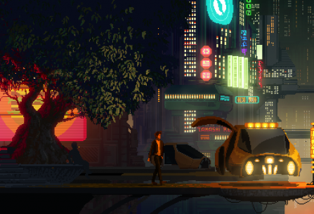 Σκοτεινή γοητεία και cyberpunk αισθητική στο φιλόδοξο The Last Night!