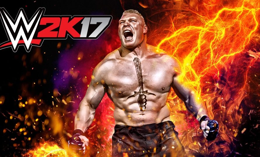 Το WWE 2K17 κυκλοφόρησε για PC και ετοιμαστείτε για τρελό ξυλίκι!