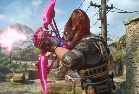 Βέλη του έρωτα… στο Gears Of War 4 με το Cupid Torque Bow
