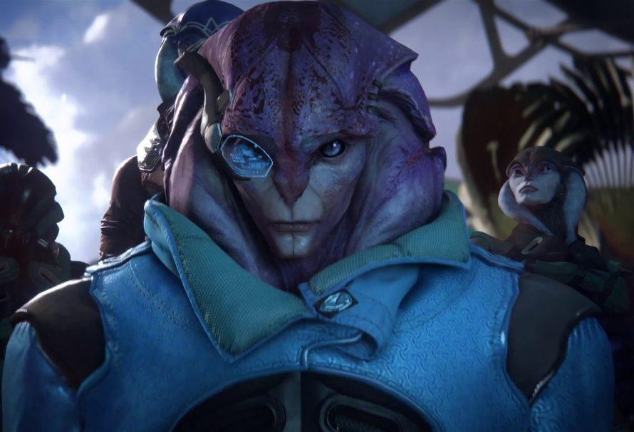 Εσύ θα έκανες σεξ με το νέο εξωγήινο του Mass Effect: Andromeda;