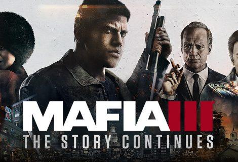 Roadmap για τα DLC του Mafia 3 και τις ημερομηνίες τους