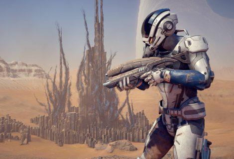 Αποκαλύφθηκαν 2 νέοι χαρακτήρες του Mass Effect Andromeda