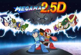Mega Man 2.5D, ένα εκπληκτικό free fan-made remake!