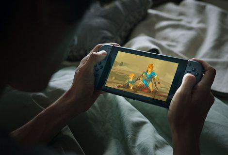 Αυτός είναι ο χώρος που θα χρειαστεί ο κάθε τίτλος για το Nintendo Switch