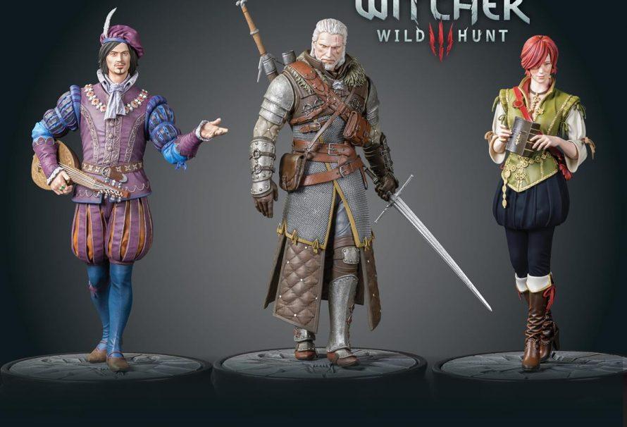 Εκπληκτικές συλλεκτικές φιγούρες The Witcher 3 από την Dark Horse!
