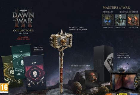 Η collector's edition του Dawn of War III είναι super epic!