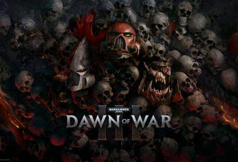 Το επικό Dawn of War 3 κυκλοφορεί στις 27 Απριλίου!