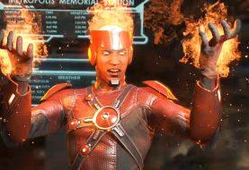 O Firestorm προστίθεται στο Injustice 2! Απολαύστε τον σε ένα trailer… «φωτιά»!