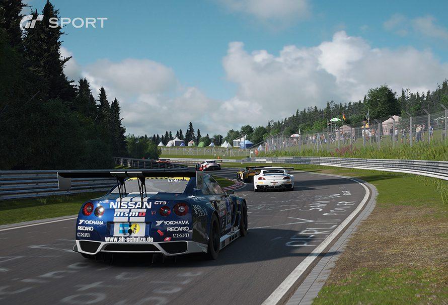 Νέο gameplay video από το Gran Turismo Sport με το Nissan Nismo GT3
