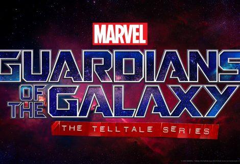 Δείτε τα πρώτα screenshots από το Guardians of the Galaxy: The Telltale Series!
