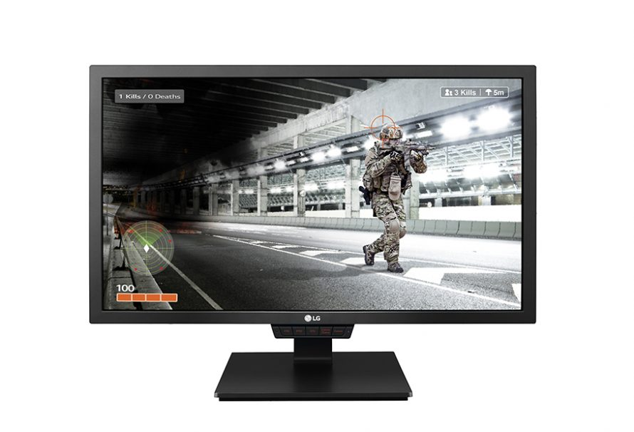 To παιχνίδι γίνεται 'πραγματικότητα' με τη νέα gaming οθόνη LG 24GM79G!
