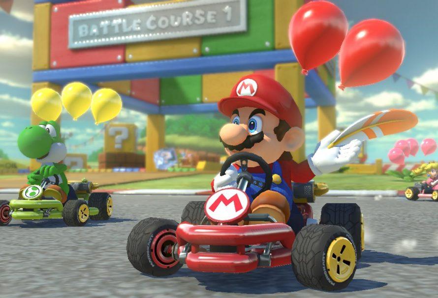 To gameplay trailer του Mario Kart 8 Deluxe θα σας ξετρελάνει!
