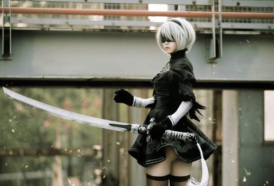 Σούπερ τολμηρό Nier: Automata cosplay από… άλλο πλανήτη!