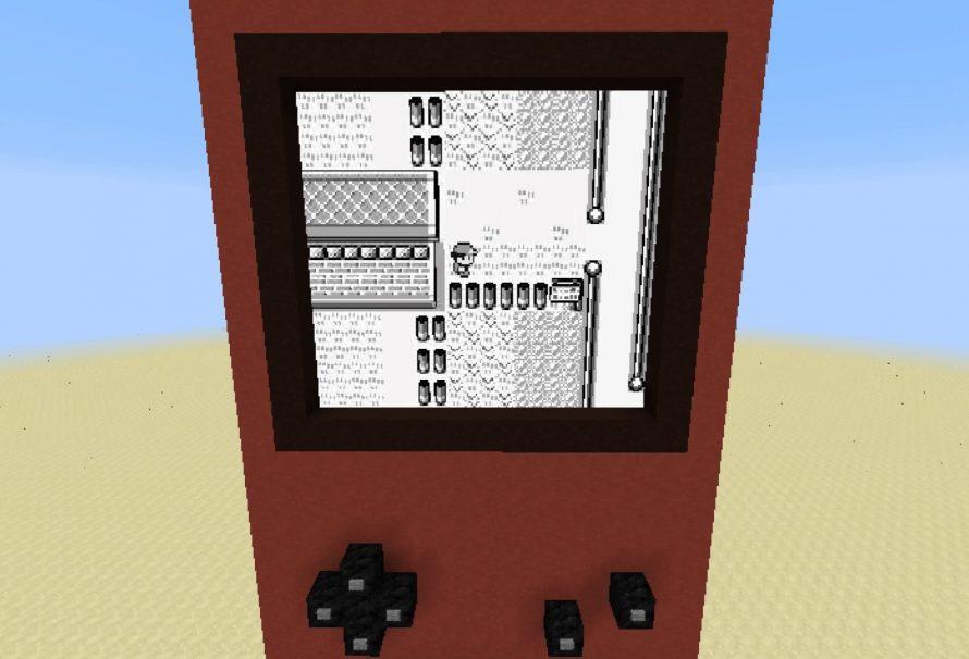 Απίθανο! Gamer αναδημιουργεί μία full version του Pokemon Red στο Minecraft!