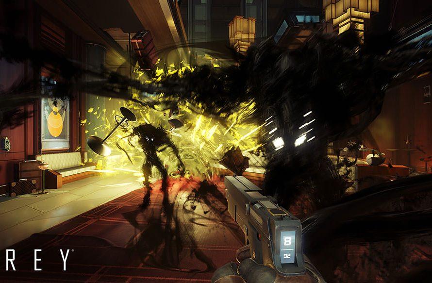 Οι τρομακτικοί εξωγήινοι στο Prey απλώς τα… σπάνε (νέο video)!