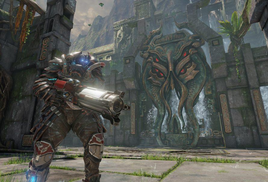 Νέο gameplay trailer για το εκρηκτικό Quake Champions!