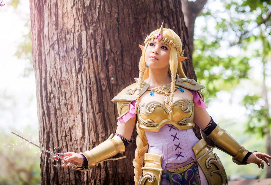 Δείτε την Βραζιλιάνα Layze Michelle στα πιο επικά Zelda cosplays της!
