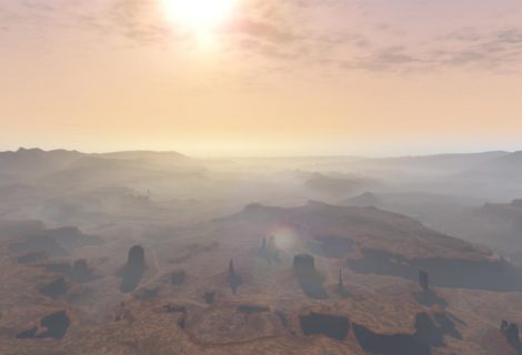 Modders μεταφέρουν τον χάρτη του Red Dead Redemption στο GTA V!