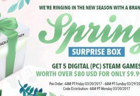 Έκπληξη! Το Spring Surprise Box της Square Enix δίνει 4 games με €11.99!