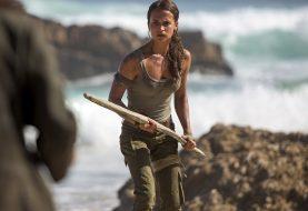 Νέες απίθανες photos με την Alicia Vikander στο ρόλο της Lara Croft!