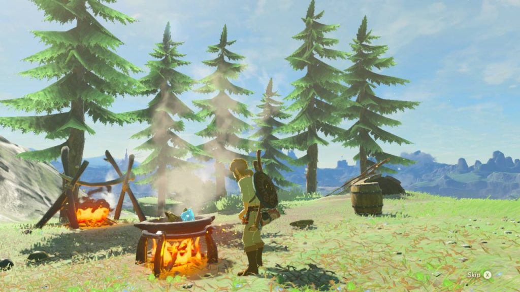 The Legend of Zelda BotW (11)