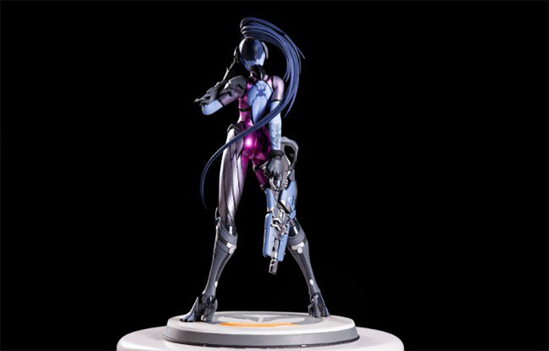 Widowmaker Statue (3)