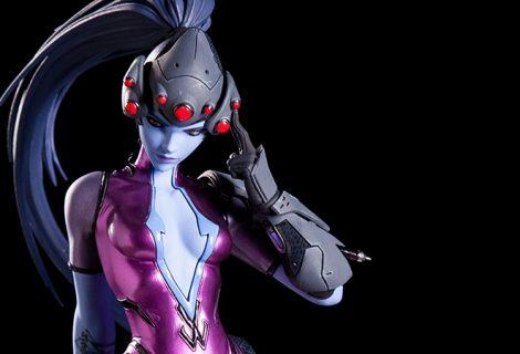 Συλλεκτικό αγαλματίδιο Widowmaker από το Overwatch… σκέτη τρέλα!