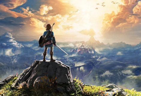 Δυνατές πωλήσεις για το Nintendo Switch και το Zelda στις Η.Π.Α!