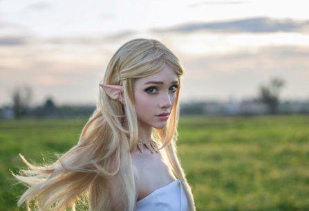 H cosplayer Lyz Brickley είναι η πιο όμορφη Zelda που είδες ποτέ!