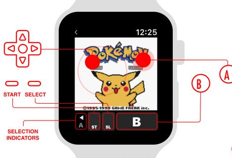 Απίθανο! Emulator τρέχει το Pokemon Yellow στο Apple Watch!