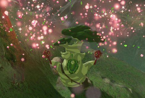 Το πιο περίεργο item στο Legend of Zelda: Breath of the Wild… βρωμάει!