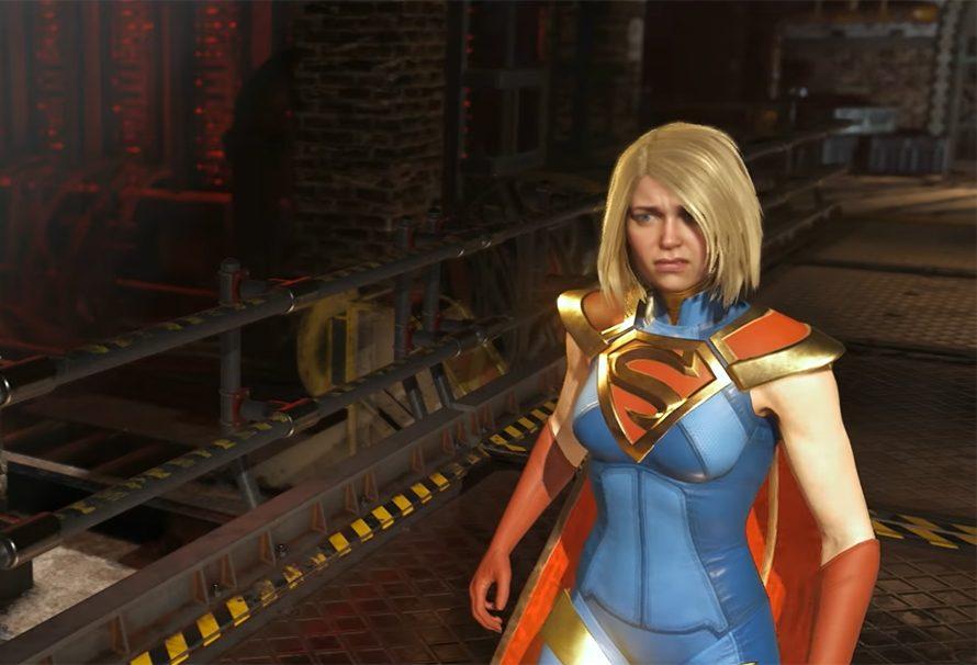 Supergirl VS Black Adam στο νέο story trailer του Injustice 2