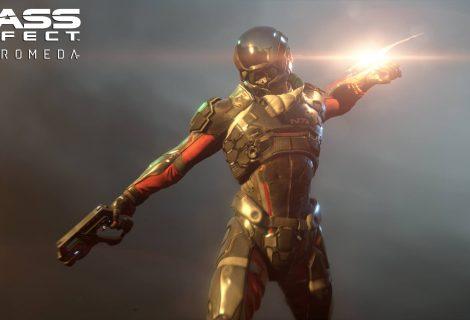 Κυκλοφόρησε η λίστα με τα achievements του Mass Effect: Andromeda!