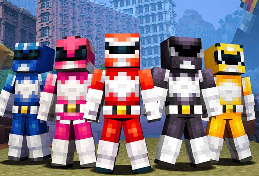 Οι Power Rangers επιστρέφουν… και στο Minecraft!