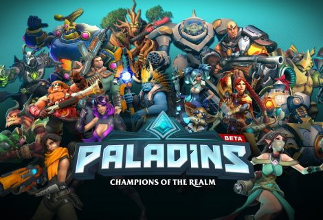 Free 2 Play Game of the Week: Paladins