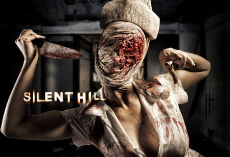 Στην επιφάνεια (μικροσκοπικό) concept art από Silent Hill game που δεν είδαμε ποτέ!