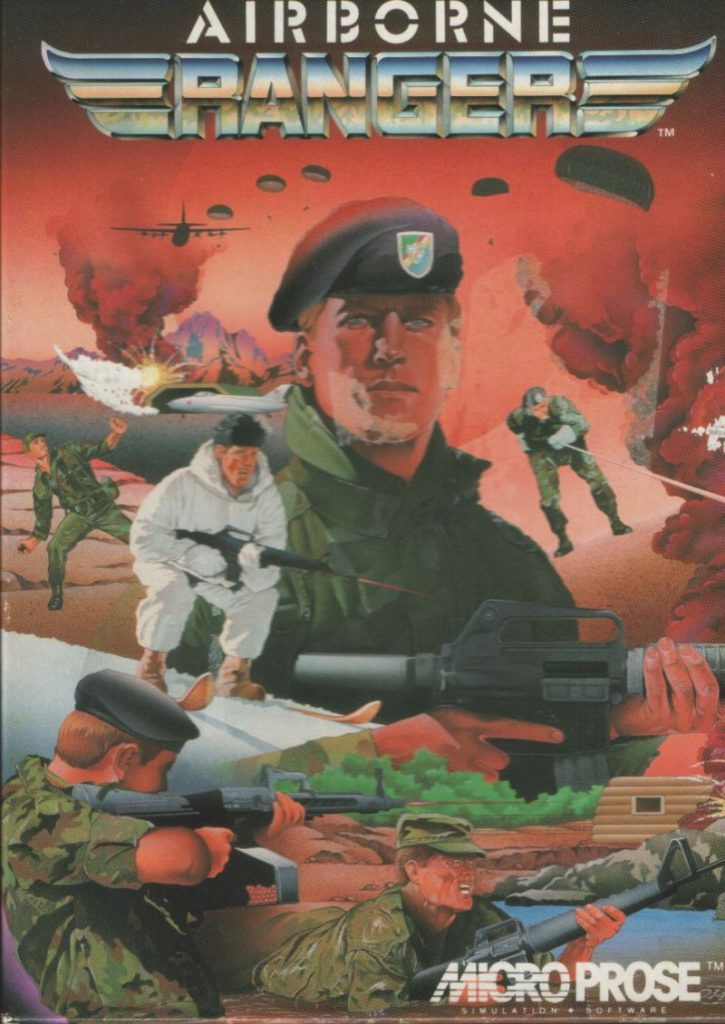 32082-airborne-ranger-dos-front-cover