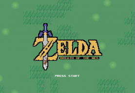 Zelda: Breath of the NES, ένα ξεχωριστό 2D fan-made retro Zelda game!