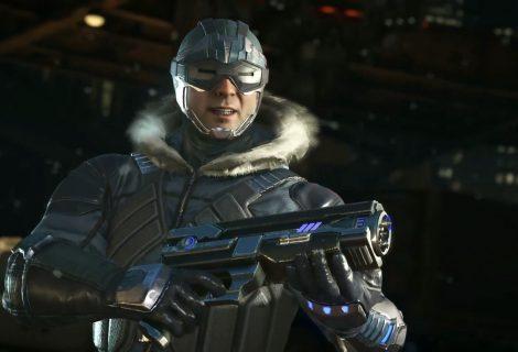 O Captain Cold θα σας «παγώσει» το αίμα στο νέο trailer από το Injustice 2!