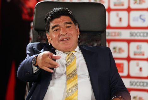 "H Konami δίνει τη δική της ""απάντηση"" στον Diego Maradona!"