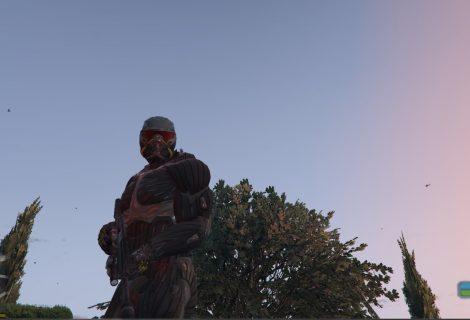 Απίθανο mod ενώνει τον κόσμο του Grand Theft Auto V με το… Crysis!