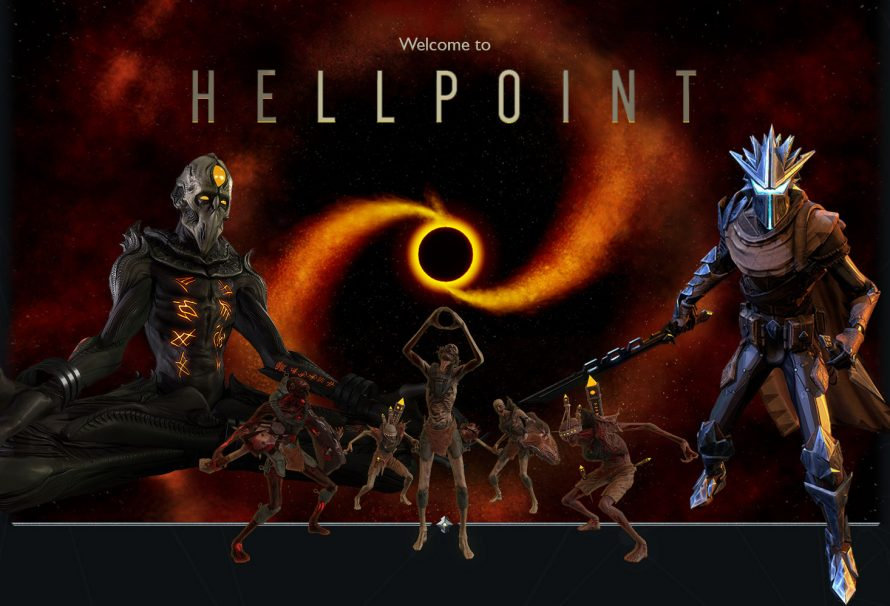 Το Hellpoint επιχειρεί να φέρει το στυλ του Dark Souls στο διάστημα!