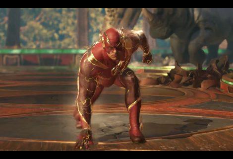 Ο «γρήγορος σαν αστραπή» Flash πρωταγωνιστεί στο νέο trailer του Injustice 2!
